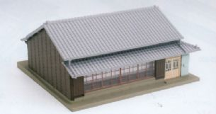 Kato 23-481 Dio Town House with Gable Roof